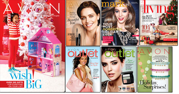 Avon Beauty Products C25 2015