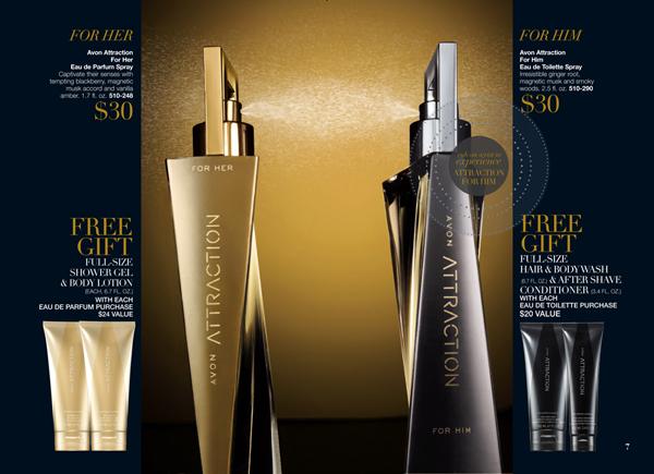 Avon Attraction Fragrance