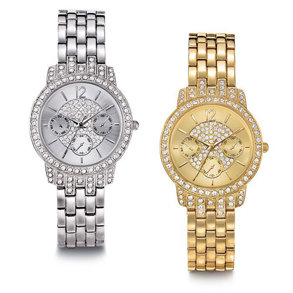Bling Pave Watch