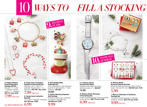 Fill Your Stocking with Avon