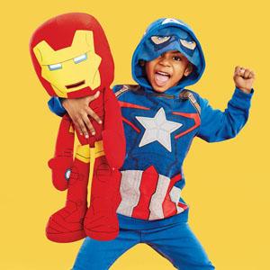 Marvel Avengers Iron Man Talking Plush