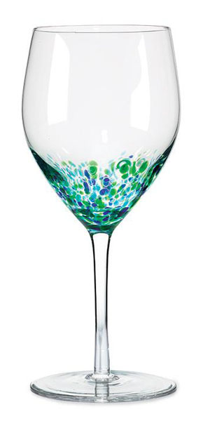 Oversized Stained Glass Goblet