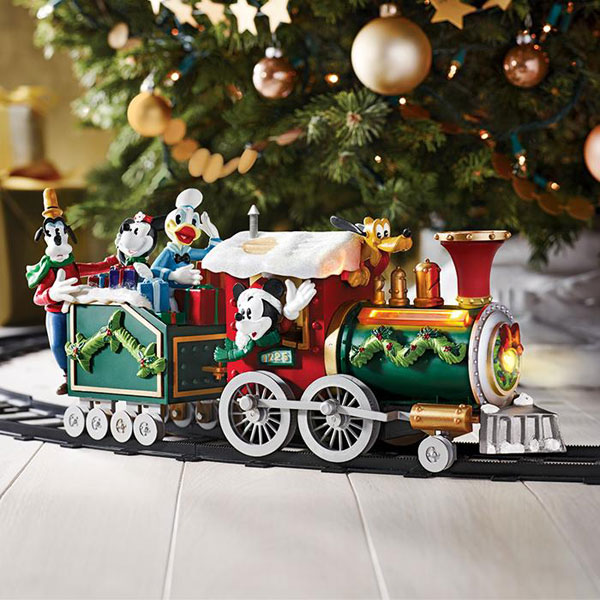 Disney Holiday Train Set