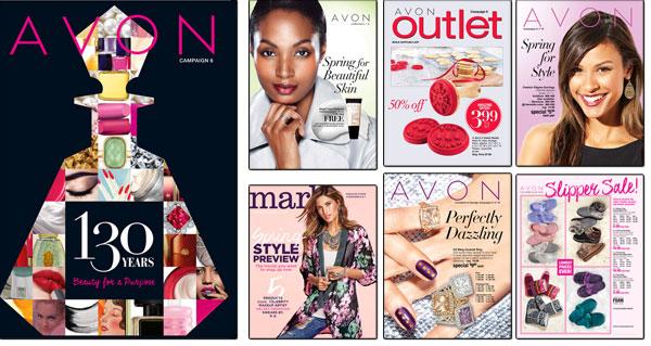 Buy Avon Online C06 2016