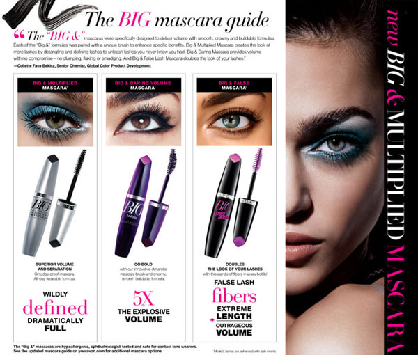 Avon Big Mascara
