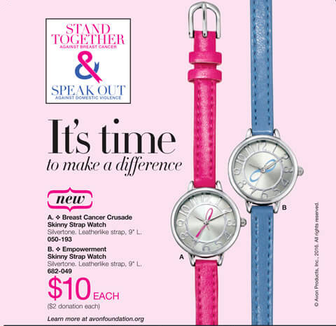 Avon Breast Cancer Watch