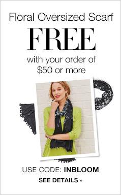Avon Free Gift Code INBLOOM