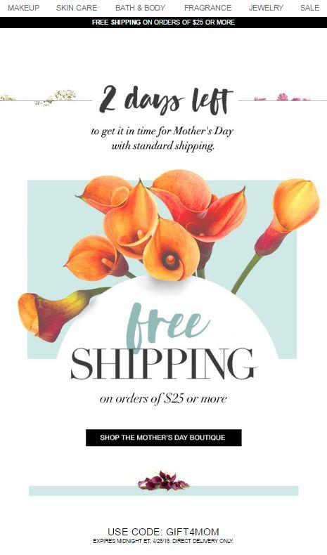 Avon FREE SHIPPING Code GIFT4MOM