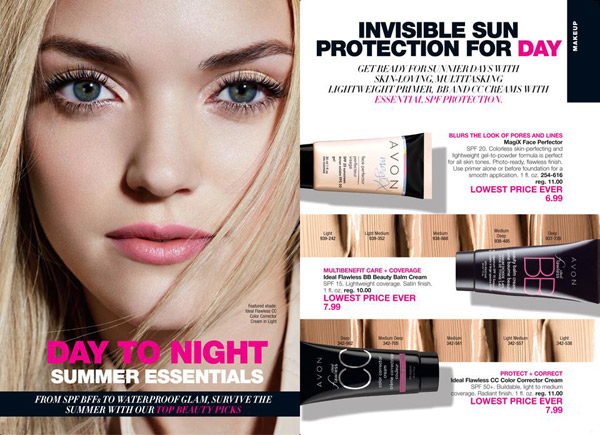 Avon Campaign 13 2016 Backorder