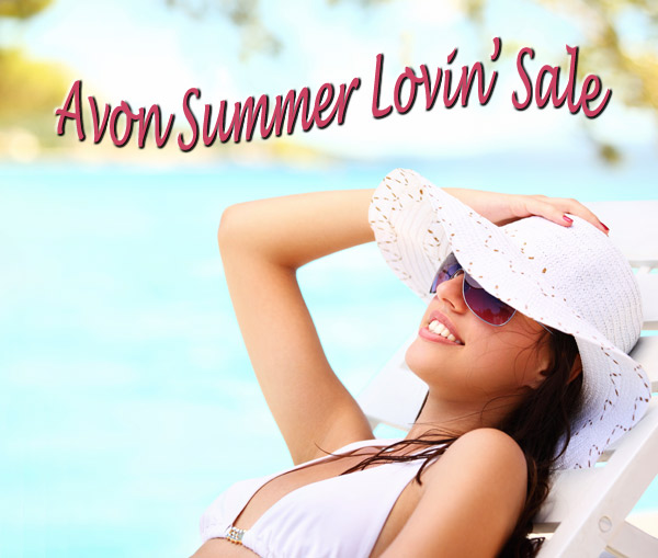 Avon Summer Lovin' Sale