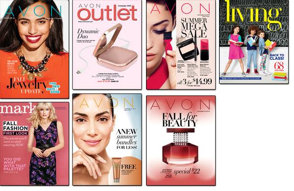 Avon Campaign 19 2016 Brochure