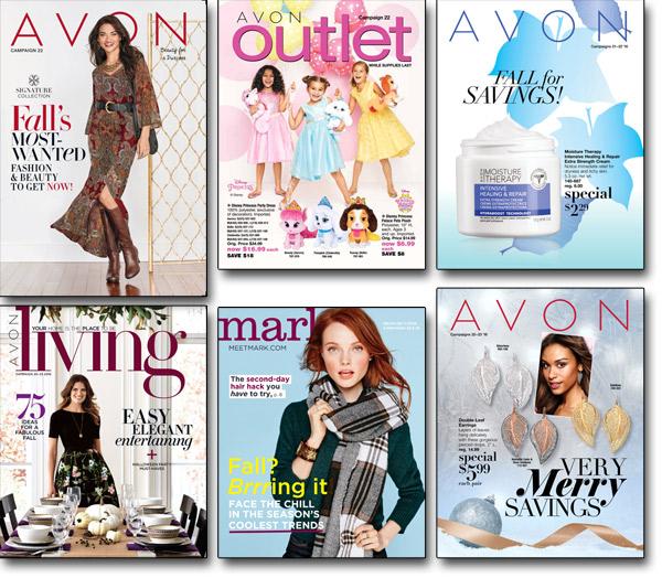 Avon Brochure C22 2016
