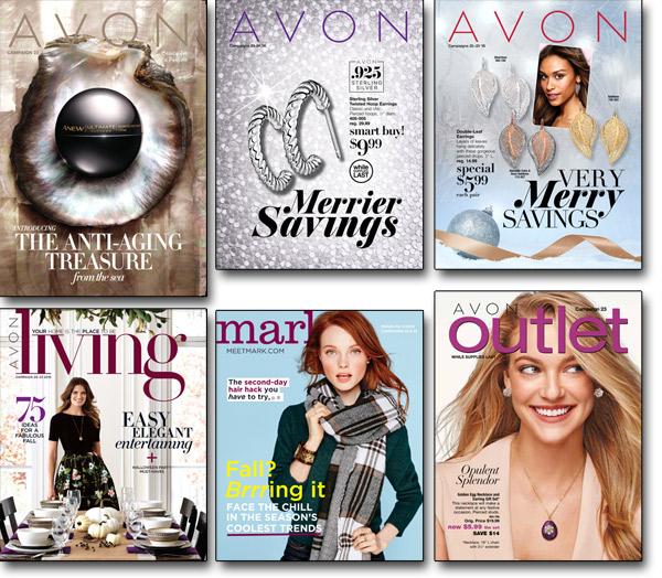 Avon Brochure C23 2016