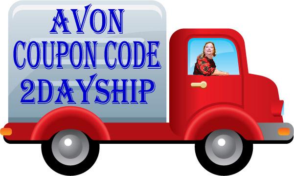 Avon Coupon Code 2DAYSHIP