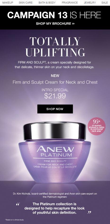 Buy Avon Online C13 2017