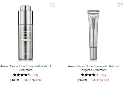 Anew Line Eraser Treatment Sale