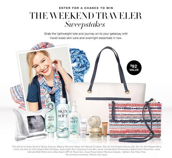 Avon Sweepstakes 06-2017