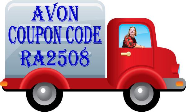 Avon Free Shipping Code RA2508