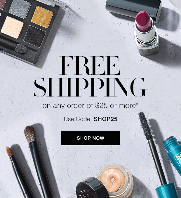 Avon Free Shipping Code SHOP25