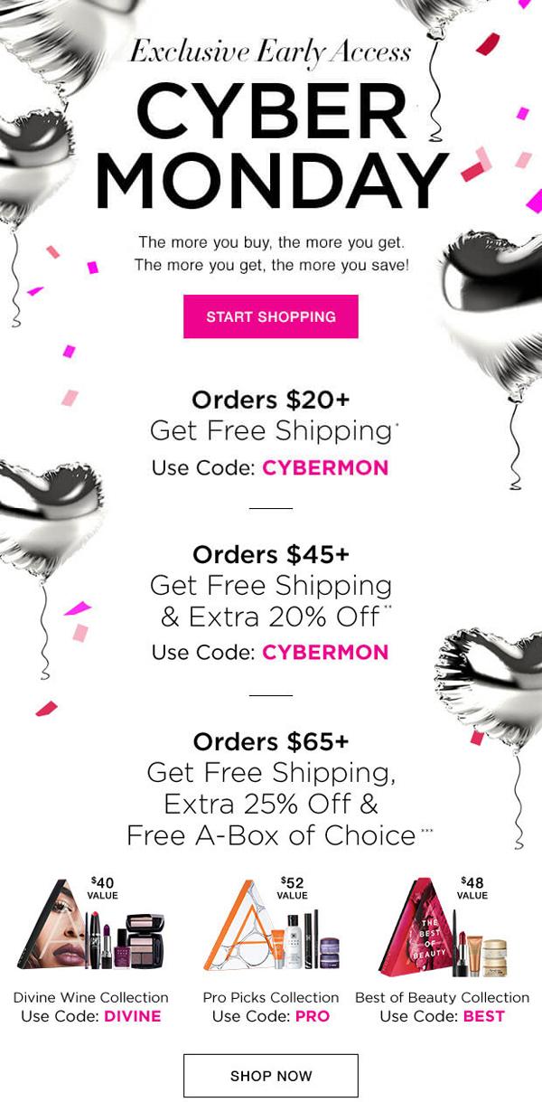Avon Coupon Code CYBERMON