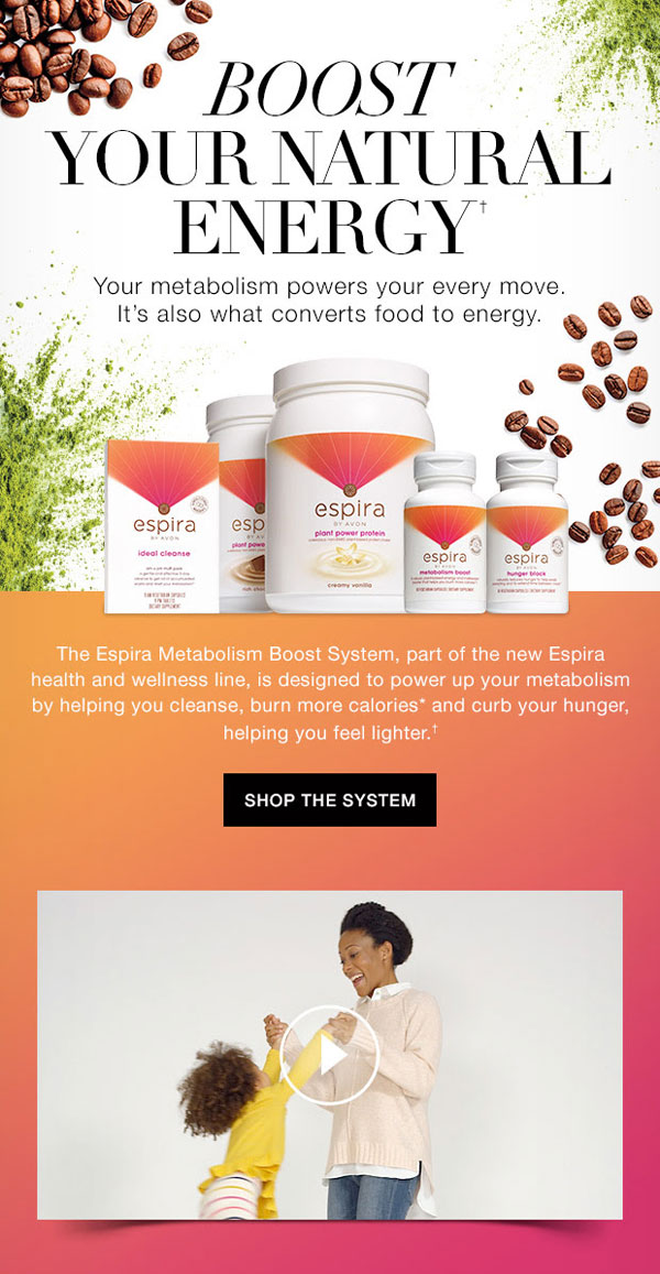 Avon Espira Health Wellness Boost System