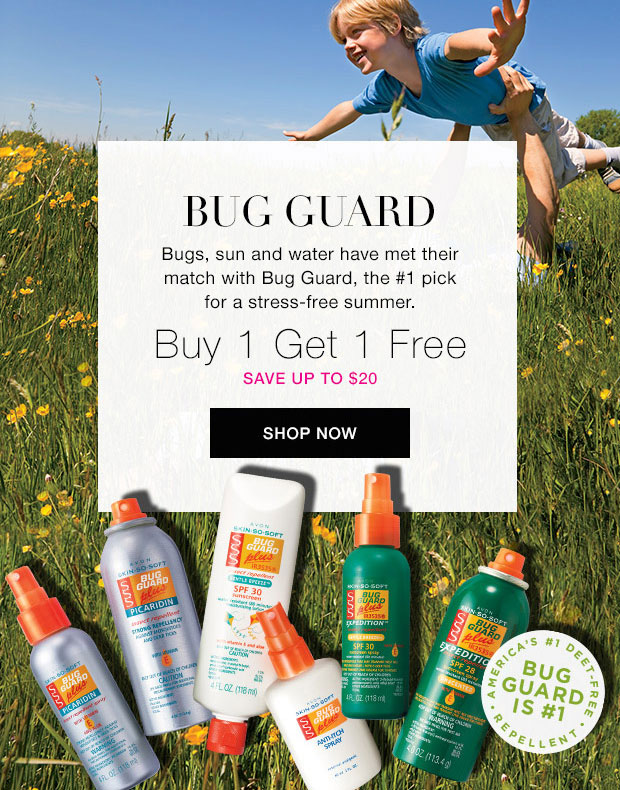 Avon Bug Guard On Sale