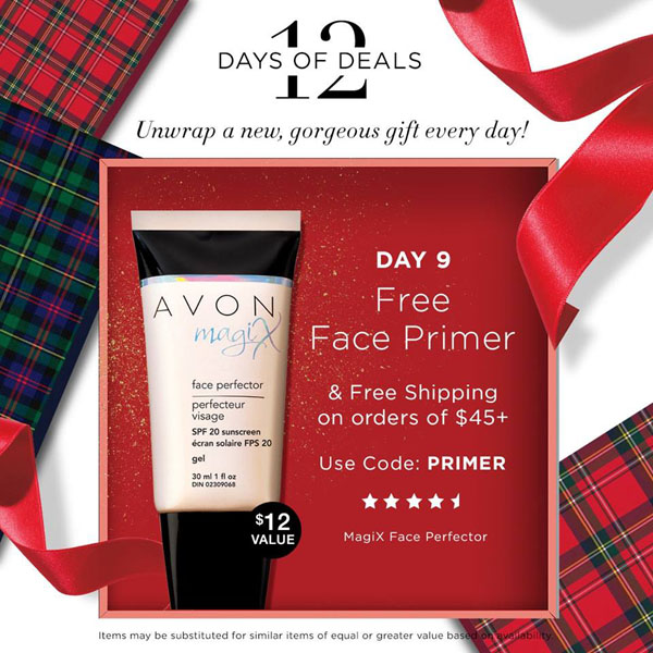 Avon Coupon Code PRIMER