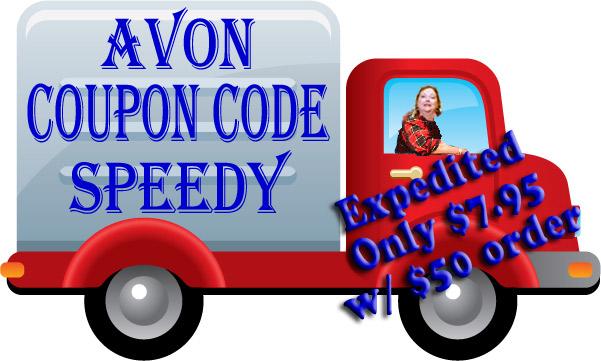 Avon Coupon Code SPEEDY