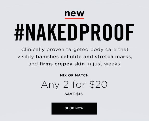 #NakedProof
