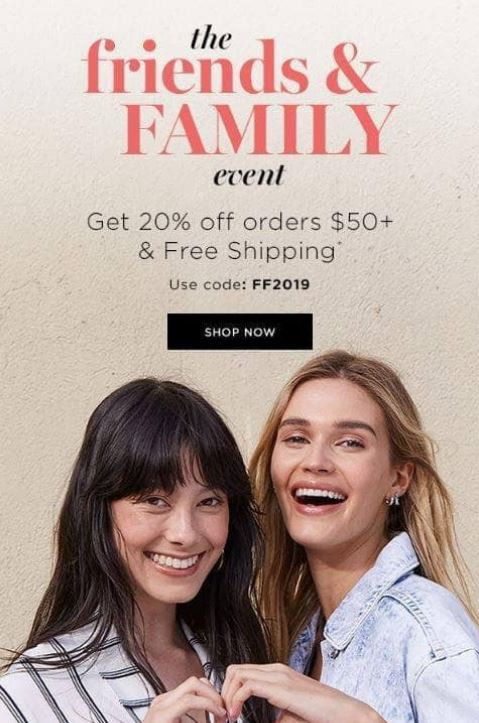 Avon Discount Code FF2019
